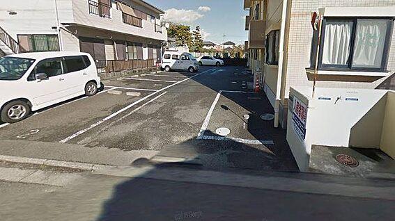 マンション(建物全部)-静岡市駿河区西島 駐車場