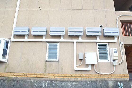 アパート-いなべ市大安町石榑南 約28KWHの太陽光パネル設置済みで売電収入有