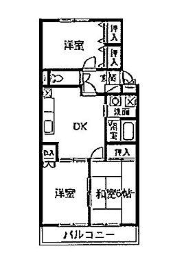 マンション(建物全部)-伊勢崎市連取町 間取り