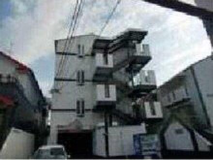 マンション(建物全部)-堺市中区深阪2丁 外観