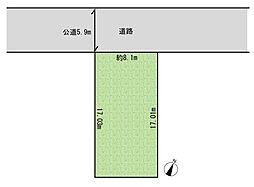 さいたま市緑区大字中尾