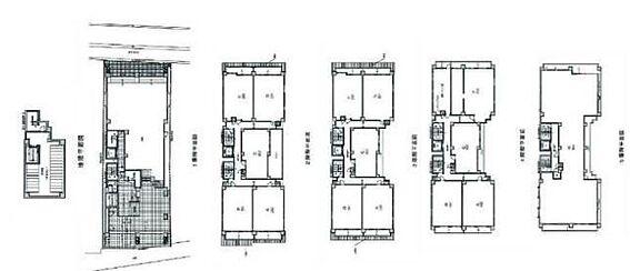 マンション(建物全部)-京都市下京区材木町 間取り