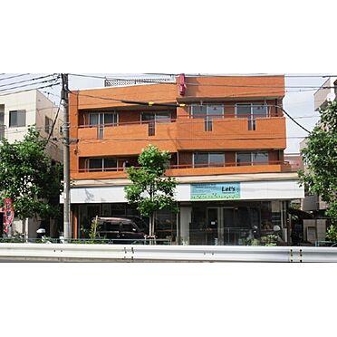 店舗付住宅(建物全部)-江戸川区中葛西2丁目 外観