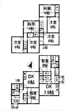 アパート-奈良市西大寺高塚町 間取り