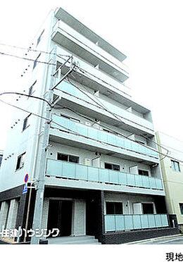 マンション(建物全部)-江東区佐賀2丁目 角地、前道6m以上