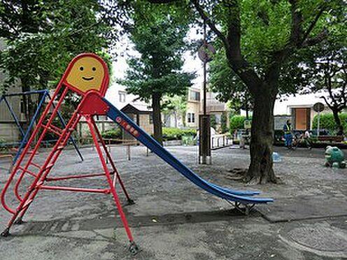 アパート-目黒区八雲2丁目 周辺環境:宮前児童遊園