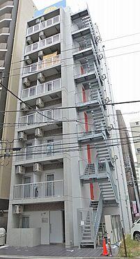 マンション(建物全部)-川崎市川崎区南町 コンクリート打ちっ放しのお洒落な外観