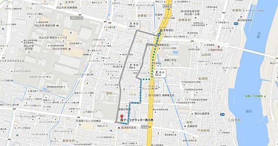 マンション(建物一部)-岡山市北区清輝橋3丁目 その他