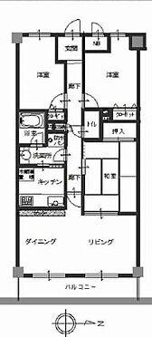 マンション(建物一部)-生駒市山崎町 間取り