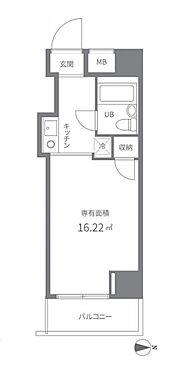マンション(建物一部)-川崎市中原区新丸子町 間取り