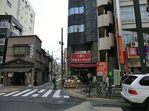 アパート-新宿区若葉1丁目 周辺環境:まるえい四谷店