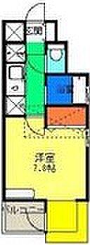 マンション(建物一部)-仙台市泉区泉中央3丁目 間取り