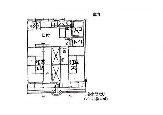 マンション(建物全部)-神戸市西区上新地2丁目 間取り