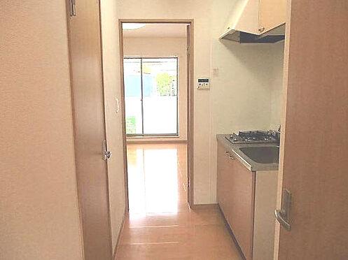アパート-静岡市駿河区用宗5丁目 キッチン