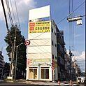 京王井の頭線「高井戸」駅より徒歩4分のところにある物件です 外観はこのような感じです