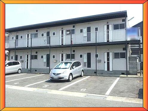アパート-徳島市川内町加賀須野 外観