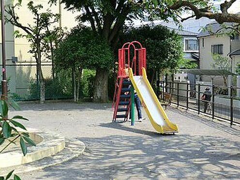 マンション(建物全部)-世田谷区桜3丁目 周辺環境:大山道児童遊園