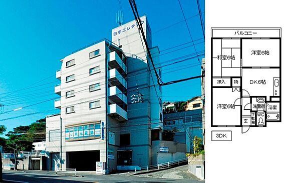 アパート-下関市彦島角倉町2丁目 内装