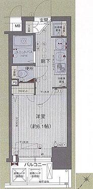 マンション(建物一部)-神戸市兵庫区中道通2丁目 間取り