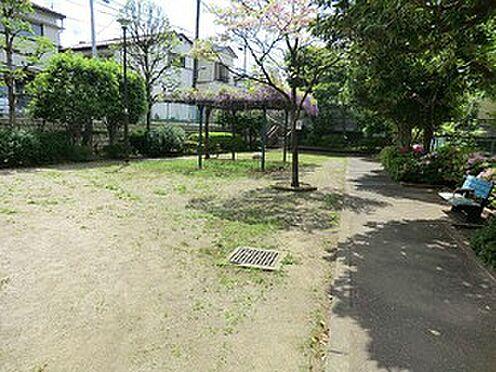 アパート-中野区江古田2丁目 周辺環境:江古田二丁目公園