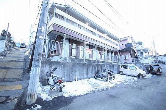 アパート-仙台市太白区萩ケ丘 外観