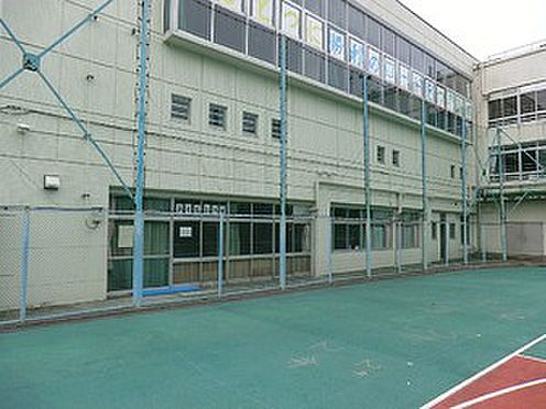 アパート-新宿区上落合3丁目 周辺環境:落合第二幼稚園