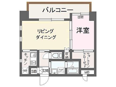 マンション(建物全部)-福岡市博多区下川端町 1号タイプ
