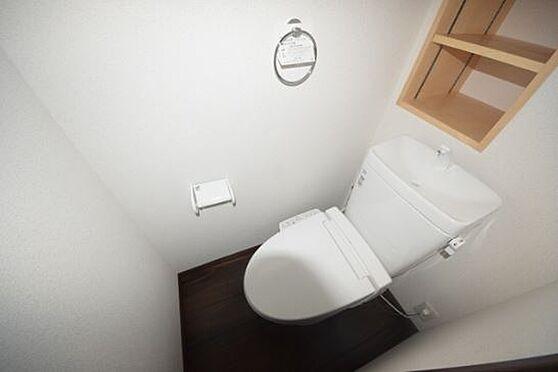 マンション(建物全部)-中野区東中野1丁目 トイレ