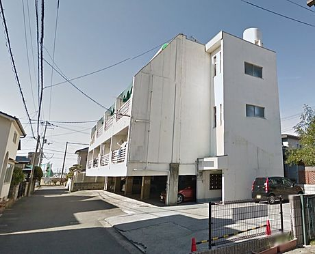 マンション(建物全部)-松山市山越4丁目 外観