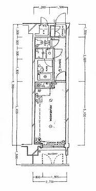 マンション(建物一部)-青森市堤町1丁目 間取り