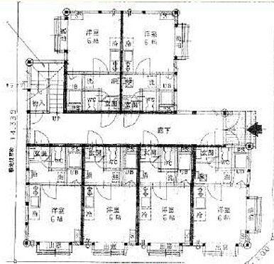 マンション(建物全部)-札幌市東区北十九条東5丁目 間取り