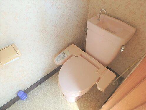 住宅付店舗(建物全部)-津山市福渡町 トイレ