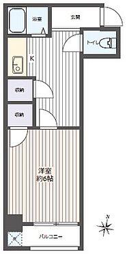 マンション(建物一部)-豊島区南長崎3丁目 間取り
