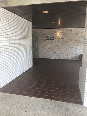 マンション(建物全部)-藤沢市長後 エントランス