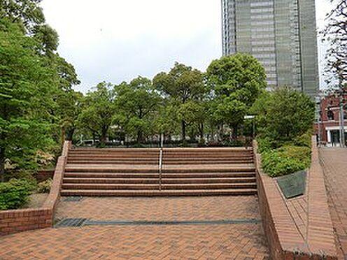 マンション(建物全部)-渋谷区恵比寿南3丁目 周辺環境:アメリカ橋公園
