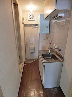 アパート-足立区綾瀬4丁目 キッチン