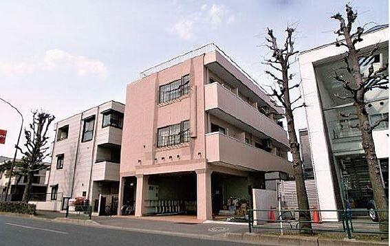 マンション(建物全部)-世田谷区尾山台3丁目 外観