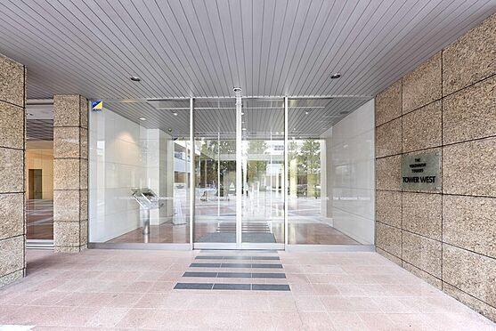 マンション(建物一部)-横浜市神奈川区栄町 豪華なエントランス