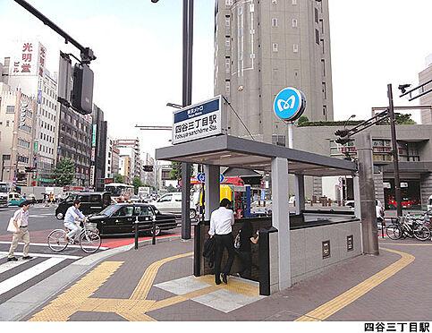 アパート-新宿区若葉1丁目 四谷三丁目駅(現地まで320m)