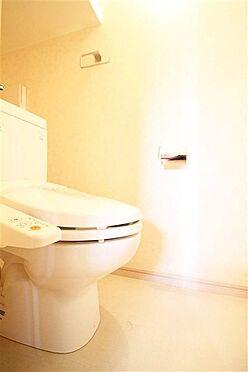 アパート-土浦市真鍋2丁目 トイレ