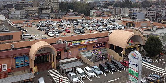 アパート-金沢市笠舞1丁目 ショッピングセンターパレットまで304m