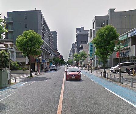 店舗付住宅(建物全部)-相模原市中央区相模原4丁目 前面道路