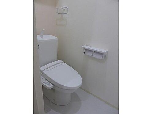 アパート-野々市市新庄1丁目 トイレ