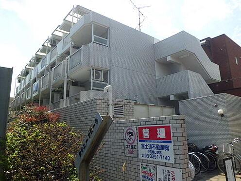 マンション(建物一部)-世田谷区上北沢5丁目 管理良好低層型マンション