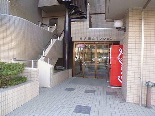 マンション(建物全部)-釧路市南大通4丁目 エントランス