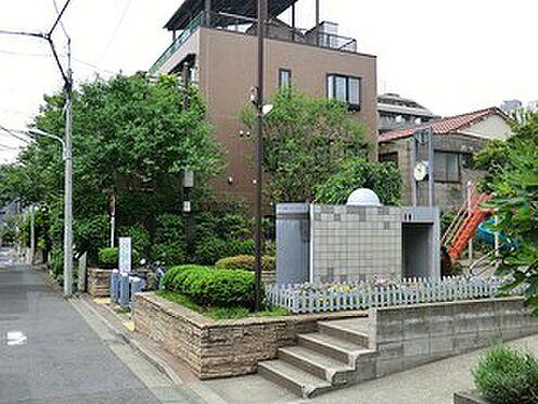 マンション(建物全部)-渋谷区東4丁目 周辺環境:常磐松公園