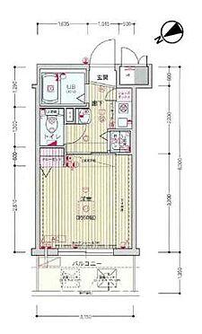 マンション(建物一部)-京都市下京区西木屋町通松原上る3丁目市之町 間取り
