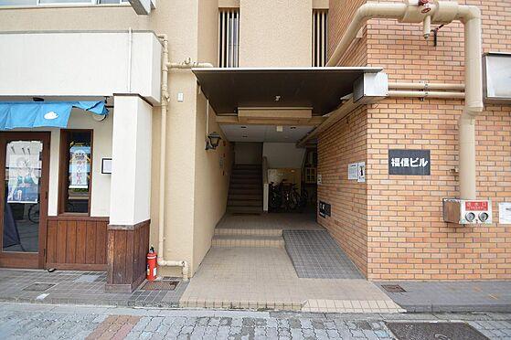 マンション(建物一部)-名古屋市中区上前津2丁目 落ち着いた印象のエントランス。