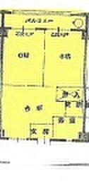 マンション(建物一部)-倉敷市西富井 間取り