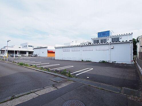 店舗(建物全部)-水戸市元吉田町 駐車場